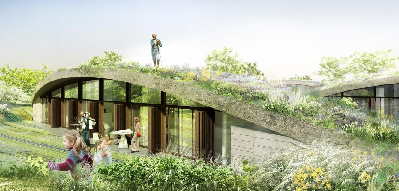 vers une architecture durable ecologis. Black Bedroom Furniture Sets. Home Design Ideas